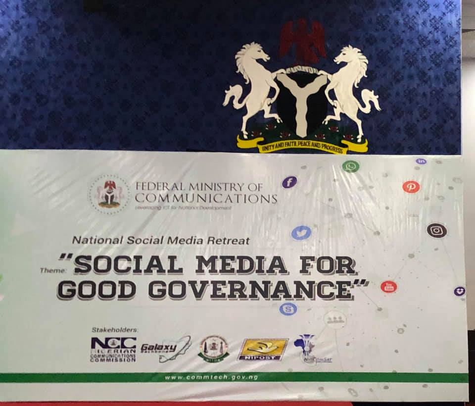 NCC partakes in National Social Media Retreat
