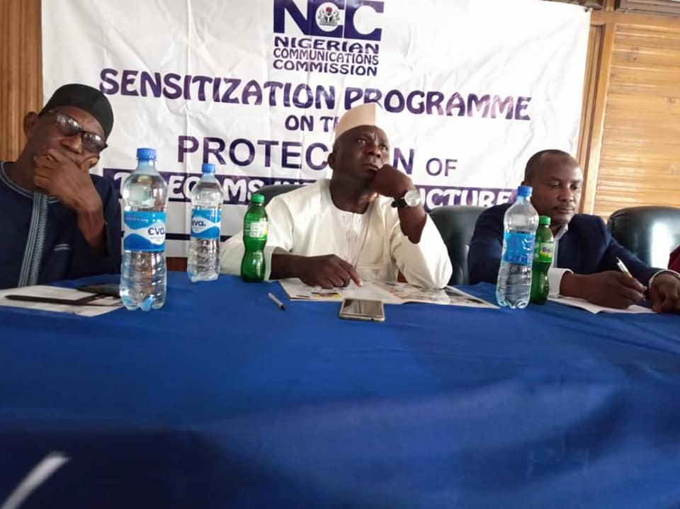 Protection of Telecom Infrastructure is a Collective Responsibility - NCC