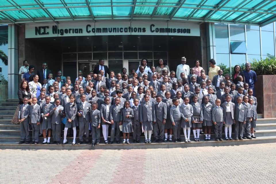 We Stimulate Telecom Growth, Protect Consumers - NCC Tells Visiting Pupils