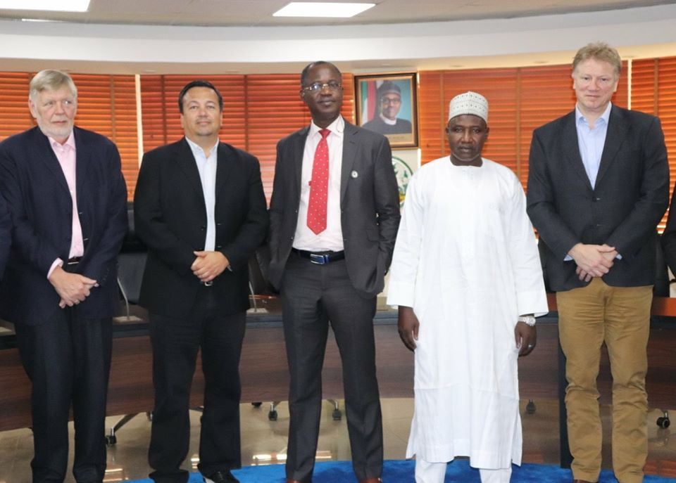 Viasat Visits NCC, updates the Commission on readiness to deploy broadband satellite services